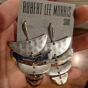 Robert Lee Morris earrings
